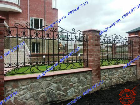 Sample fence fence anti trộm
